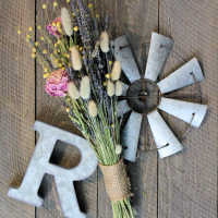 Country Garden Lavender Bouquet