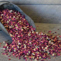 Dried Rose Petals - Rose Buds Grade A