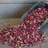 Dried Rose Buds - Rose Petals Grade A