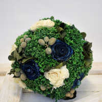 Large Dried Flower Decor Balls 6-8 inches