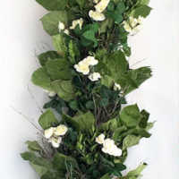 Spring Wedding Line Garland