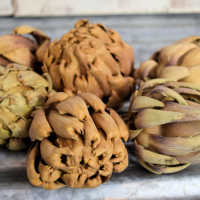 Dried Artichokes - Small Artichokes