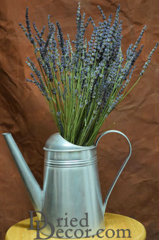 Super Blue Premium Scented French Lavender Bunch - Click Image to Close