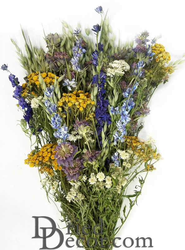 Dried Flower Bouquets - Dried Bouquet - Dried Wedding Bouquets