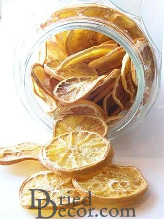 Dried Orange Slices - Click Image to Close