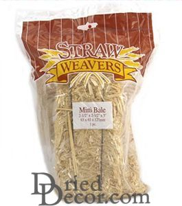 Buy Mini straw bales - 5 inch - Click Image to Close