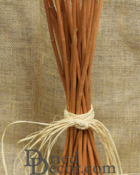 Dried Willow Stick Centerpiece