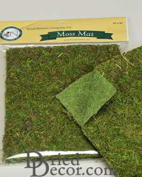 Decorative Moss Mat