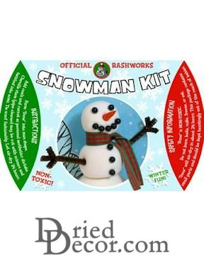 Snowman Kit for Sale