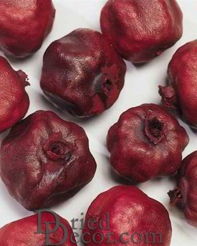 Dried Pomegranates Enhanced (Whole)