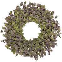 Dried Lemon Mint Wreath - 22 or 30 inch