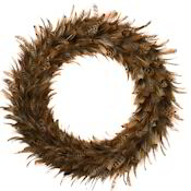 "Ringneck Pheasant Wreath 15"" Diameter"